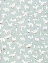 John Lewis & Partners Farm Animals PVC Tablecloth