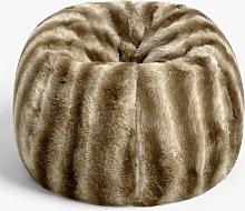 John Lewis & Partners Faux Fur Extra Large