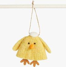 John Lewis & Partners Felt Chick Easter Tree
