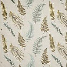 John Lewis & Partners Fern Embroidery Furnishing
