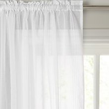 John Lewis & Partners Florence Slot Top Voile