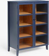 John Lewis & Partners Frame Storage Cabinet, Ink
