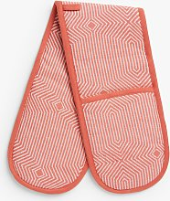 John Lewis & Partners Fusion Double Oven Glove,