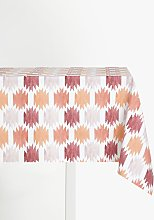 John Lewis & Partners Fusion Geo PVC Tablecloth