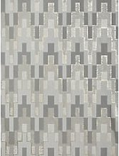 John Lewis & Partners Geometric Tile Wallpaper,