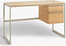 John Lewis & Partners Glide Desk, Natural