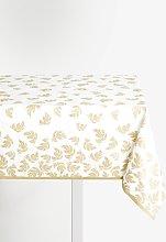 John Lewis & Partners Gold Leaf Paper Tablecloth