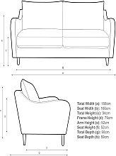 John Lewis & Partners Harp Large 3 Seater Sofa