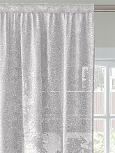 John Lewis & Partners Hidcote Voile Fabric, White