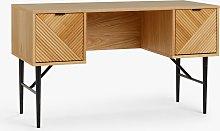 John Lewis & Partners Incline Desk, Oak