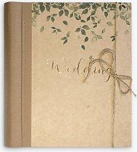 John Lewis & Partners Kraft Wedding Planner