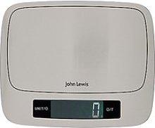John Lewis & Partners Large Stainless Steel