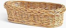 John Lewis & Partners Long Willow Wicker Bread