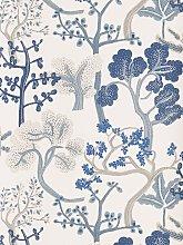John Lewis & Partners Magical Trees Wallpaper