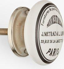 John Lewis & Partners Maison Ceramic Cupboard Knob