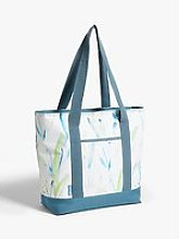 John Lewis & Partners Meadow Cooler Tote Bag, 16L,