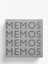 John Lewis & Partners Memo Block