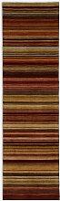 John Lewis & Partners Multi Stripe Runner Rug,