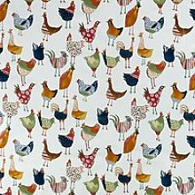 John Lewis & Partners Murray Birds PVC Tablecloth