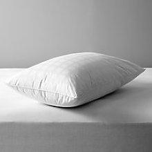 John Lewis & Partners Natural Duck Down Standard Pillow, Soft/Medium