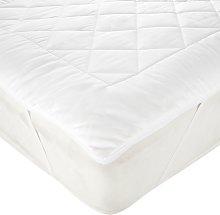 John Lewis & Partners Natural Light Cotton Comfort