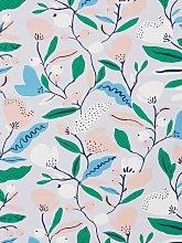 John Lewis & Partners Nora PVC Tablecloth Fabric,