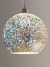 John Lewis & Partners Oberon Holographic Pendant