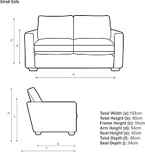 John Lewis & Partners Oliver Small 2 Seater Sofa