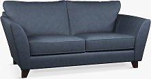 John Lewis & Partners Oslo Leather Medium 2 Seater