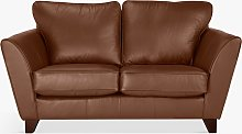John Lewis & Partners Oslo Leather Small 2 Seater