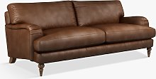 John Lewis & Partners Otley Grand 4 Seater Leather