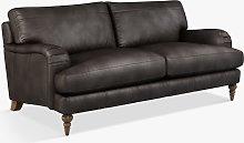 John Lewis & Partners Otley Large 3 Seater Leather
