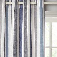 John Lewis & Partners Penzance Stripe Pair Lined