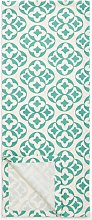 John Lewis & Partners Print Cotton Table Runner,