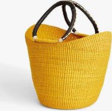 John Lewis & Partners Rectangle U Shopper Basket,