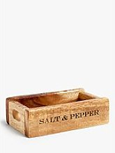 John Lewis & Partners Salt & Pepper Mill Acacia
