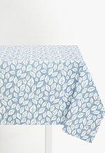 John Lewis & Partners Scandi Leaves PVC Tablecloth