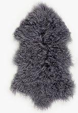 John Lewis & Partners Sheepskin Mongolian Rug