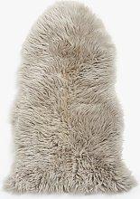 John Lewis & Partners Single Sheepskin Rug