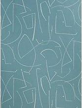 John Lewis & Partners Sketch Wallpaper
