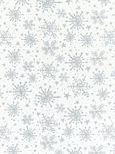 John Lewis & Partners Snowflake PVC Tablecloth
