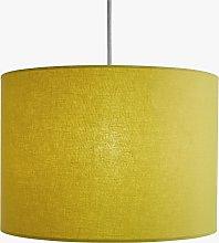 John Lewis & Partners Sophia Pure Linen Lampshade
