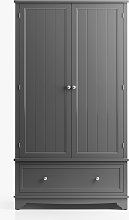 John Lewis & Partners St Ives Double Wardrobe with