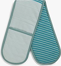 John Lewis & Partners Striped Double Oven Glove,