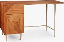 John Lewis & Partners + Swoon Mendel Desk, Light