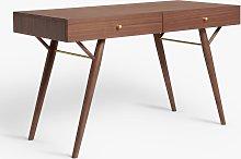 John Lewis & Partners + Swoon Penny Desk, Natural