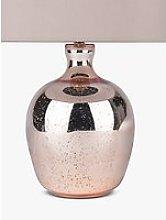 John Lewis & Partners Tabitha Copper Table Lamp