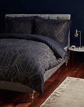 John Lewis & Partners Textured & Decorative Art Deco Bedding