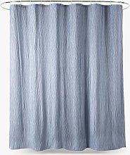 John Lewis & Partners Textured Seersucker Shower
