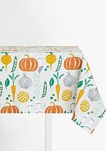 John Lewis & Partners Veg PVC Tablecloth Fabric,